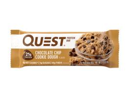 QN Quest Bar 60g Riegel-Chocolate Chip Cookie Cough