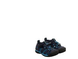 Keen Seacamp Ii Cnx Sandalen blau Mädchen