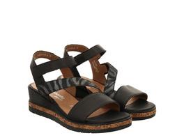 Remonte Sandaletten schwarz Damen
