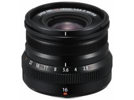 Fuji XF 16/2,8 R WR black